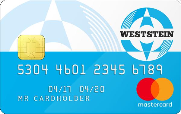 twoja karta przedpłącona weststeincard